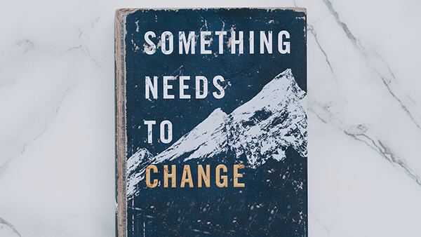 Why we don't change things even when we know that we could do better