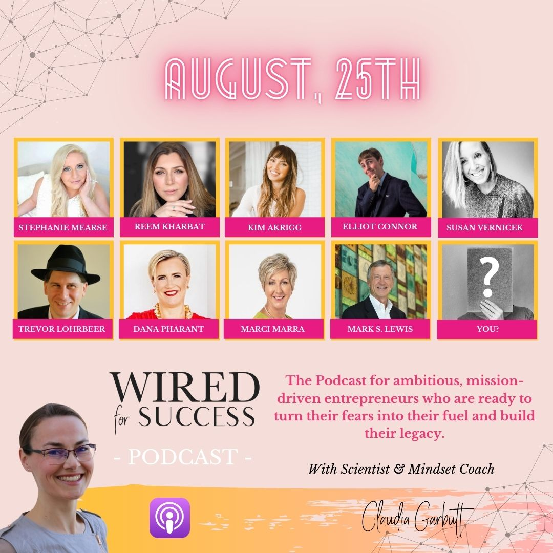 Wired For Success Podcast Launch