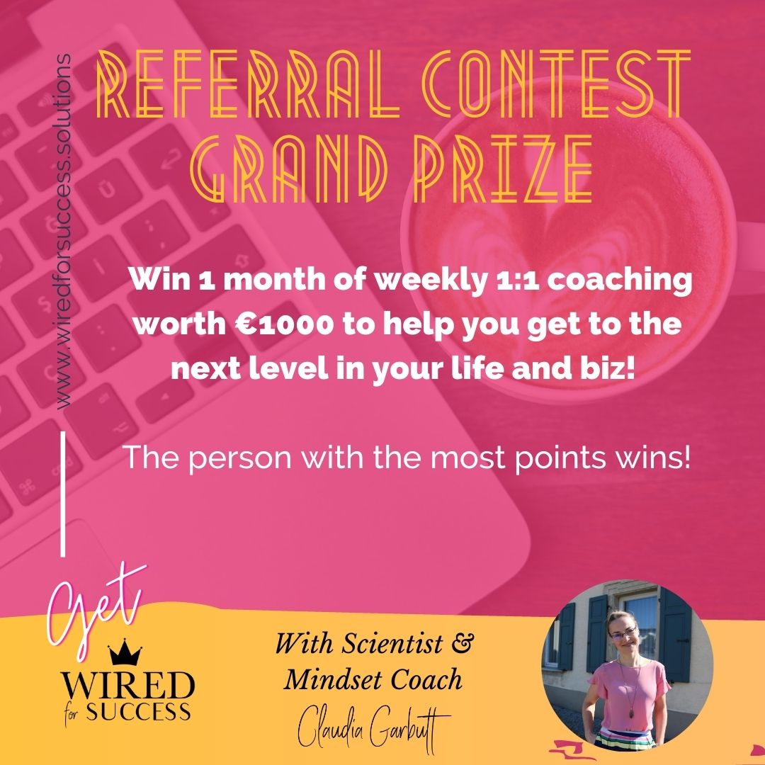 Wired For Success Podcast Grand Prize