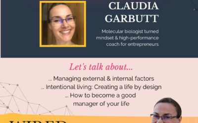 Wired For Success Podcast Episode #45: Intentional Living: Are You a Good Manager of Your Life?