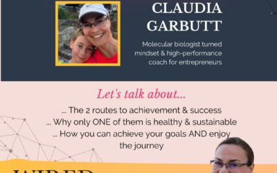 Wired For Success Podcast Episode #46: Achievement, Hard Work & Sacrifice