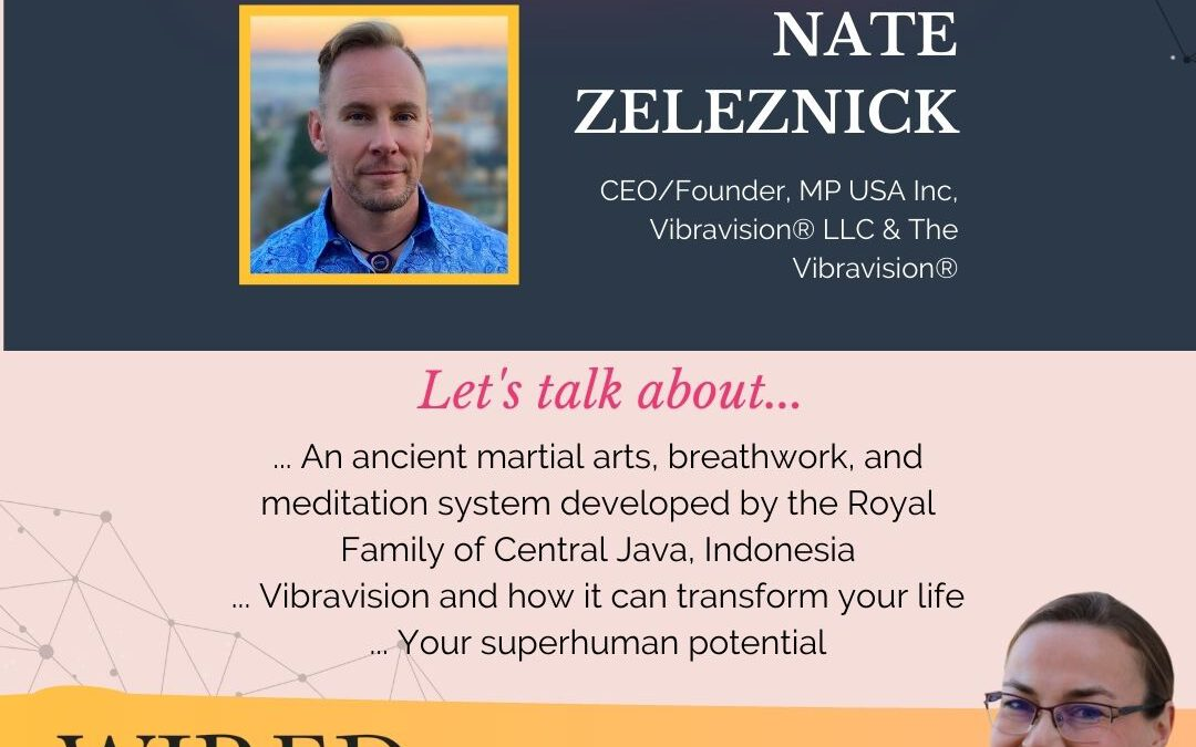 Wired For Success Podcast Episode #51: Becoming Superhuman with Nate Zeleznick